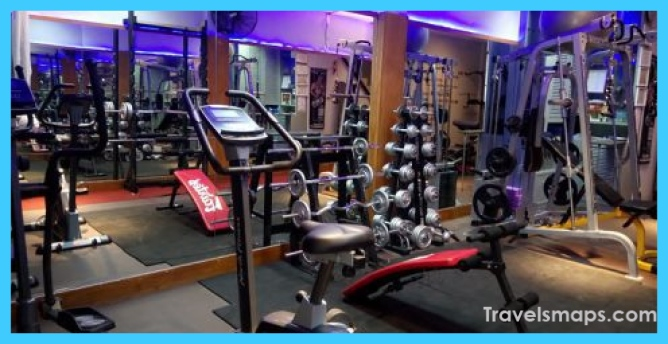 Exclusive Gym, Bangkok - gay gym in Bangkok