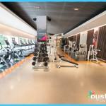 Fitness Center at the Anantara Bangkok Riverside Resort & Spa