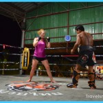An American in Thailand: Tiger Muay Thai