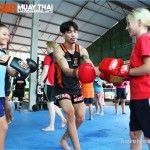 Tiger Muay Thai & MMA Goes to the Kids