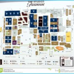 Paramount Studios Map At Paramount Pictures Hollywood Tour On The