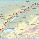 Walking guide to the Swiss Jura Crest Trail