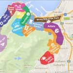 Locals view of Cape Town neighbourhoods