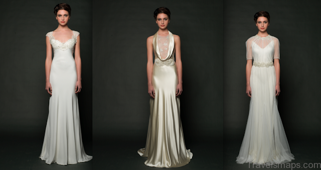 the fall 2019 white by vera wang collection