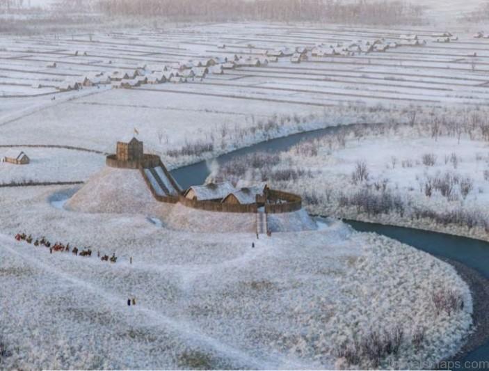 recreating the long lost grandeur of scotlands early castles