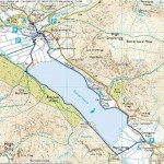 buttermere map buttermere camping1