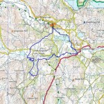 elter water map elter water lake district camping guide1