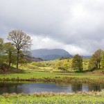 elter water map elter water lake district camping guide3