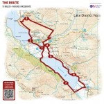 windermere map windermere lake district camping guide 2