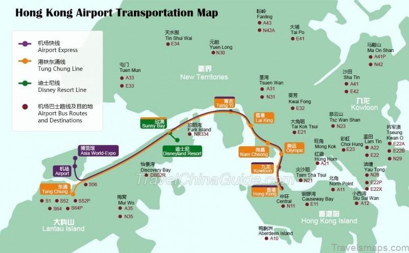 map of hong kong brides pool at plover cove country park 2