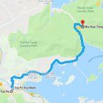 map of hong kong brides pool at plover cove country park 7
