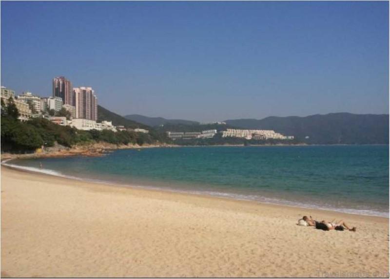 stanley beach map the best beach in hong kong china 31