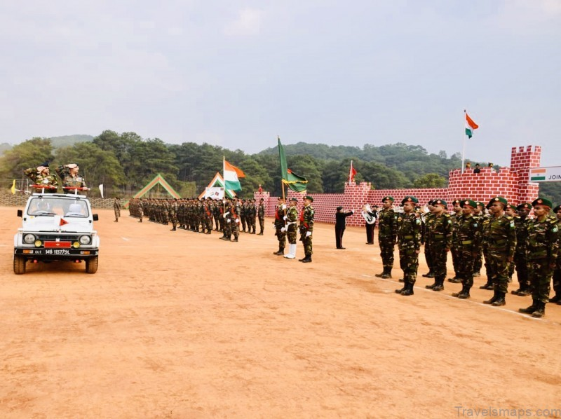 India and Bangladesh begin joint military exercise Sampriti in Meghalaya | India Sentinels – India Defence News and Updates