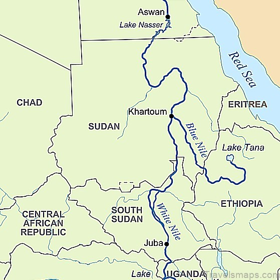 The Quest for the Source of the Nile