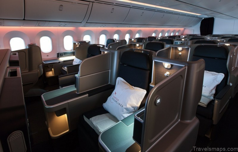 air france 787 business class to maldives review dreamliner cabin 2