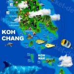 map of koh kood thailand soneva kiri thailand 14